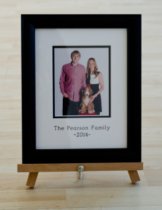 Skip the mall, shop small:  Our top 5 custom framing gifts