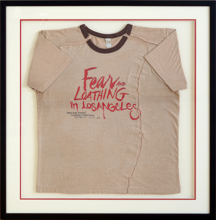 Its Never Just A T Shirt Anthology Fine Art Denver Custom Framing